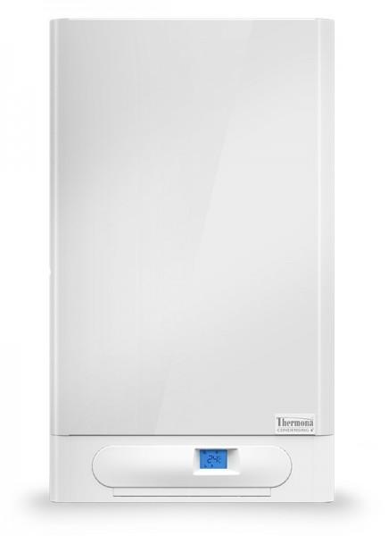 Brennwerttherme 28 kW Heiztherme mit Speicheranschlussmöglichkeit Thermona THERM 28 KDZ.A