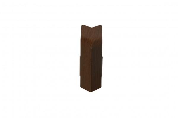 HZ SLF 2000 Sockelleisten u. Formteile - Farbe: eiche dunkel