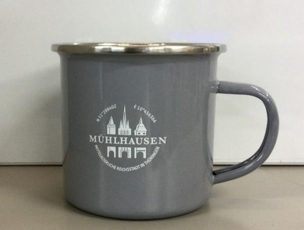 Mühlhausen Tasse