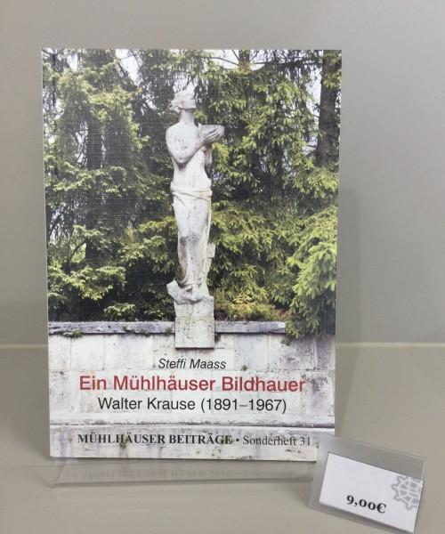 """Buch """"Ein Mühlhäuser Bildhauer"""""""