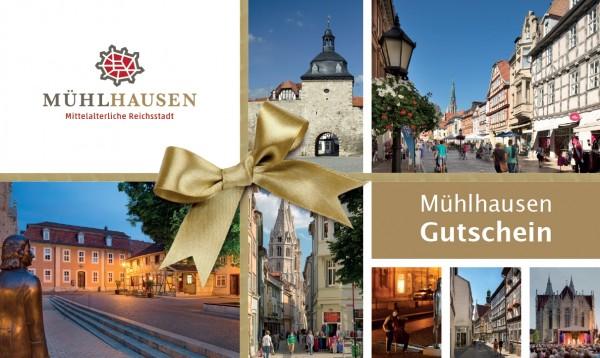 Mühlhausen- Gutschein
