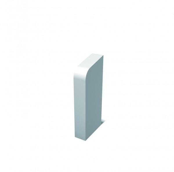 HZ SLF 2000 Sockelleisten u. Formteile - Farbe: graphit