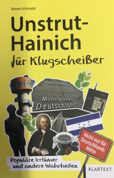 Buch Unstrut Hainich für Klugscheißer