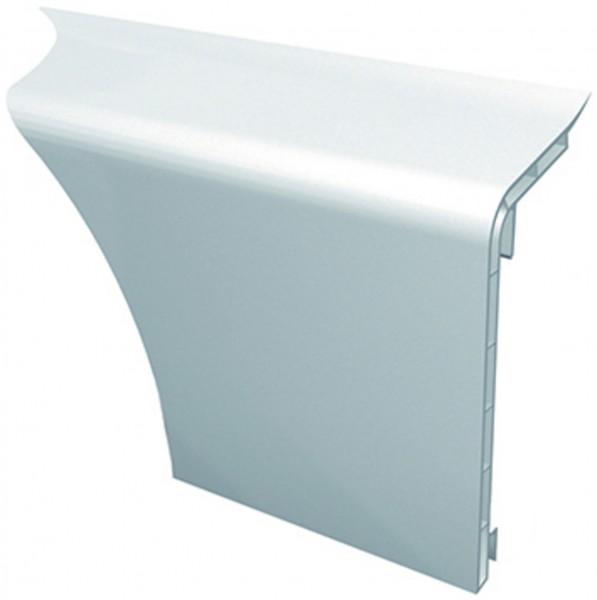 HZ BLF 2000 Blindleisten u. Formteile - Farbe: weiß