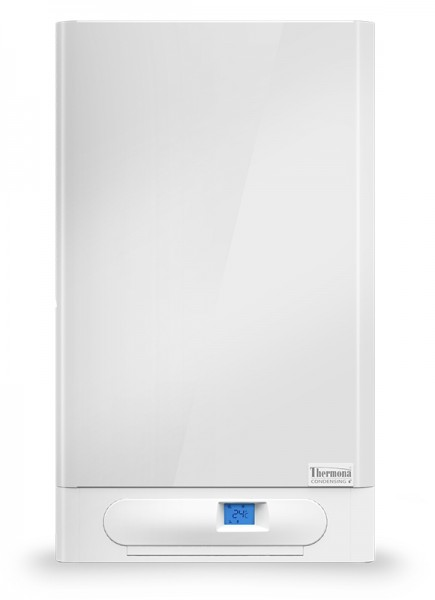 Heiztherme 28 kW Brennwerttherme Gastherme Thermona THERM 28 KD.A