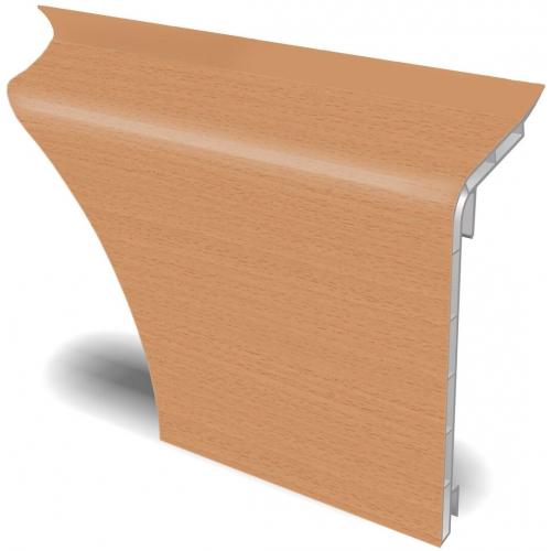 HZ BLF 2000 Blindleisten u. Formteile - Farbe: buche hell