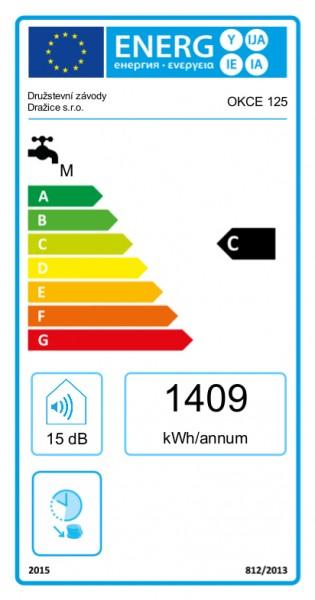 Intelligenter Warmwasserspeicher elektrisch Drazice OKHE SMART
