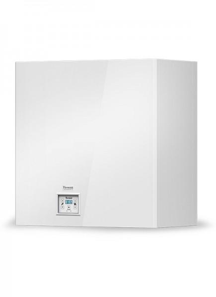 Heiztherme 4,9 - 20,7 kW mit integriertem 55 L Warmwasserspeicher Brennwerttherme Turbotherme Thermo