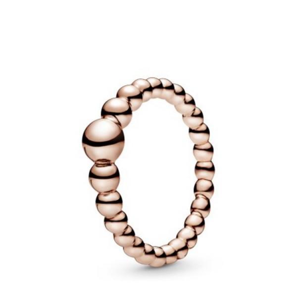 Pandora Ring 56 - Pandora Rose - String of Beads / 187536-56