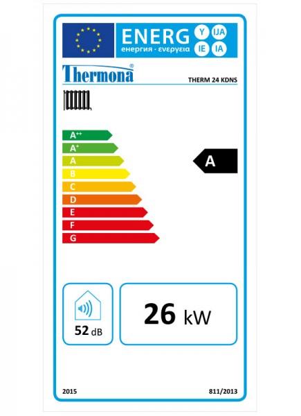 Heiztherme 4,7 - 26,0 kW Brennwertstandtherme Turbotherme 24 KDNS