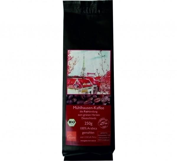 Mühlhausen Kaffee - ganze Bohnen