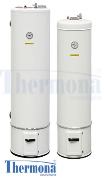 Kombinierter Badeofen mit integrierten Warmwasserboiler mit 80 Liter Druckfest 7 BAR