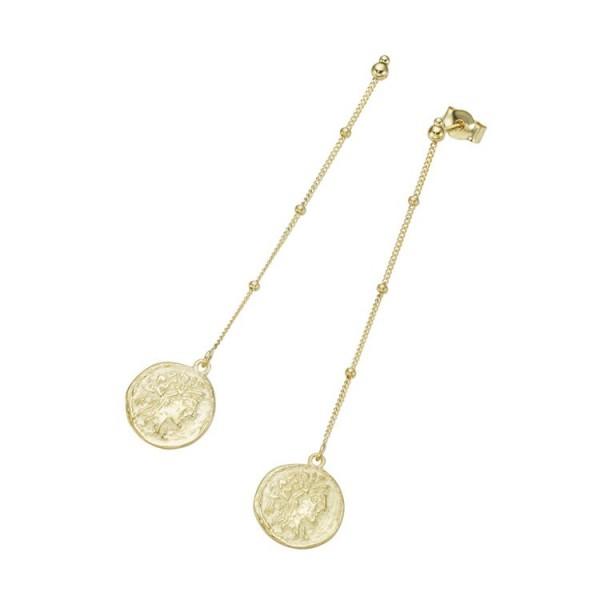 Juwelier Wittig Ohrstecker - Gold 375 - Ketten mit Anhänger / 94034140
