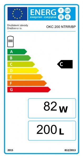 Warmwasserspeicher OKC NTRR/BP mit 2 Wärmetauschern stationär mit Reinigungsflansch