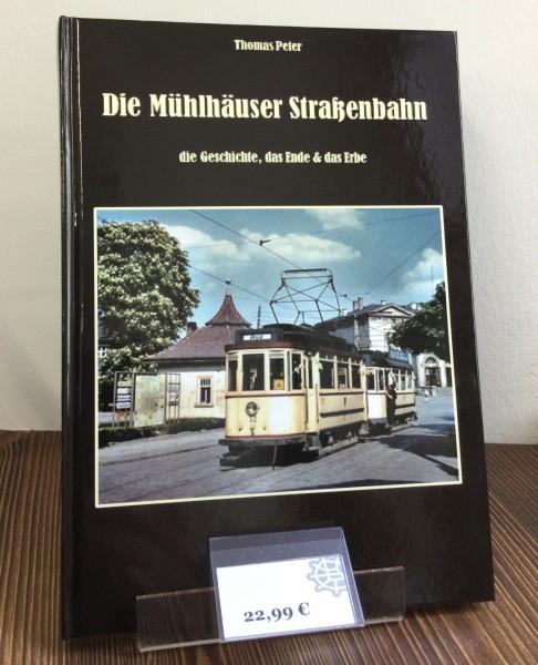 """Buch """"Die Mühlhäuser Straßenbahn"""""""