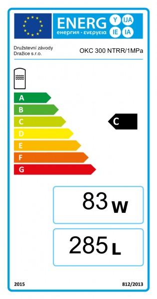 Warmwasserspeicher OKC NTRR/1MPa Indirekt beheizbar mit 2 Wärmetauschern